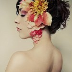 Flowery Makeup 5