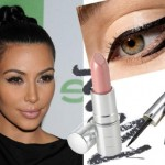 Kim Kardashian Celebrity Cat Eye Makeup