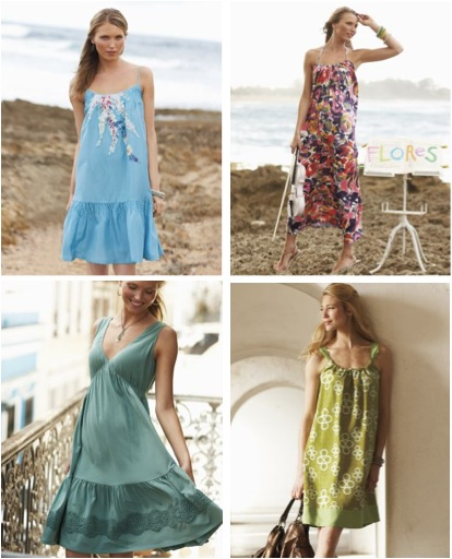 Scala Dresses, Beach Dress, Beach Cocktail Dress