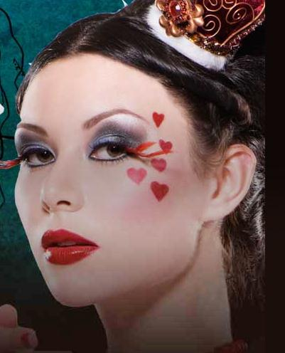 Fantasy Eye Makeup 1 She12 Girls Beauty Salon