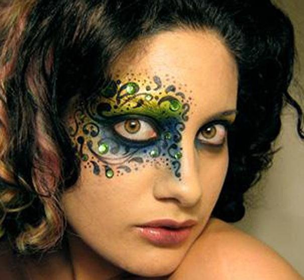Fantasy Eye Makeup 3 She12 Girls Beauty Salon