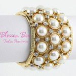 Blossom Box Girl Fashion Accessories Cuffs And Bangles