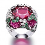 Bridal Cocktail Rings Collection From Piaget Limelight 1