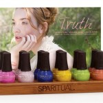 SpaRitual Trust Textures And Hues Naturally Colored Nail Polish