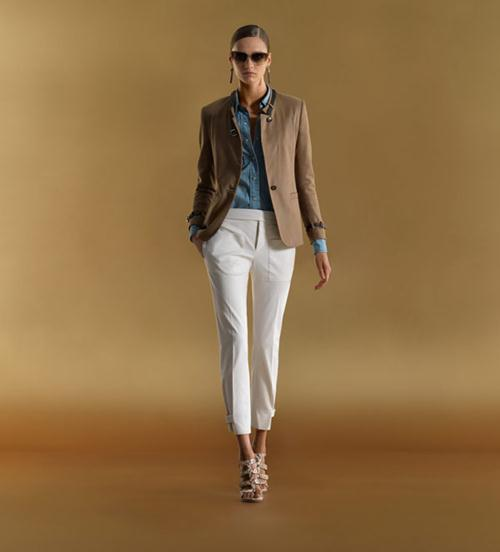 Gucci Cruise 2011 Casual Lookbook  Karmen Pedaru