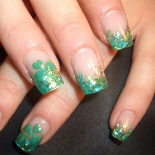 Prettyfulz Fall Nail Art Design 2011: Spring Ultra Glam Romantic Nail Art