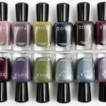 Zoya Smoke Mirrors Wide Selection Of Dazzling Shades Nail Polishes 2011 24