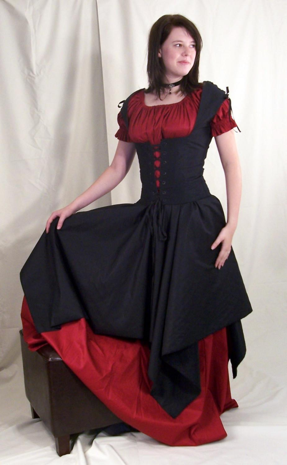 Gothic wedding shop - Whilst This May Strike Some As A Rather Unconventional Choice The Gothic Black Wedding Gowns Are Much Preferred By Gothic Lovers