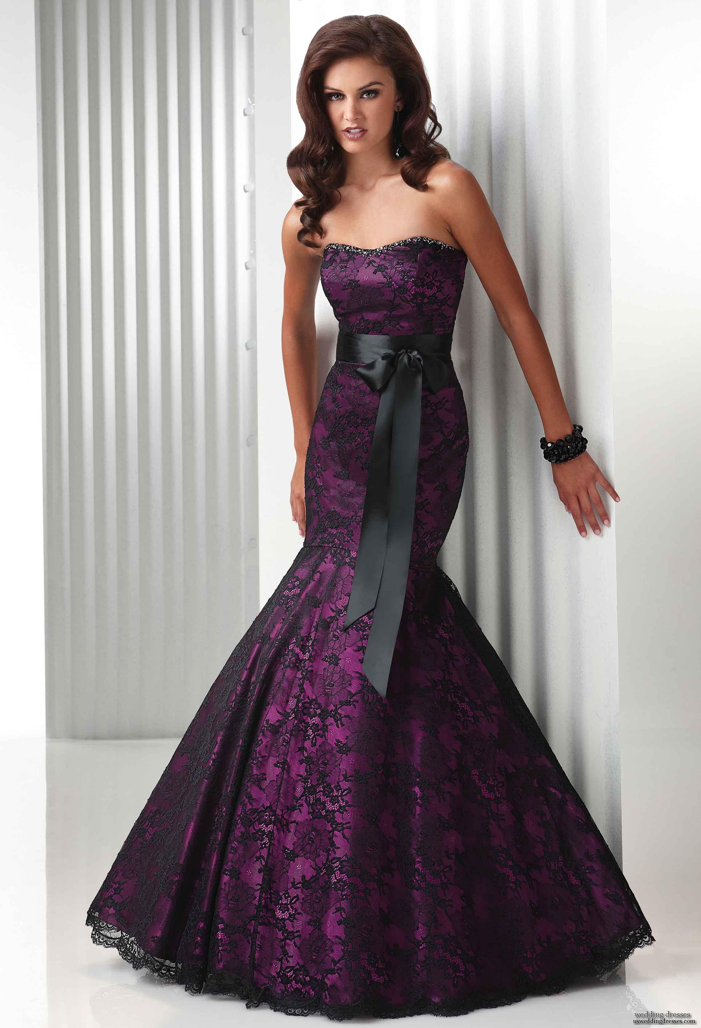 Incredible Purple and Black Wedding Dresses 2276 x 3339 · 447 kB · jpeg