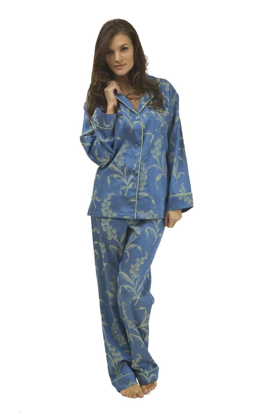 ladies night dress pyjamas - photo #20