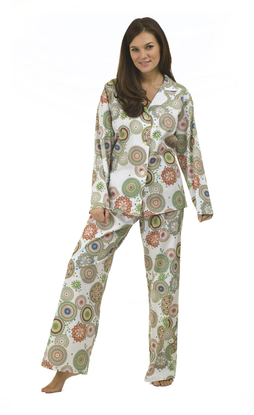 Winter Sleepwear Pajama Shirt For Women – Night Dress ...
