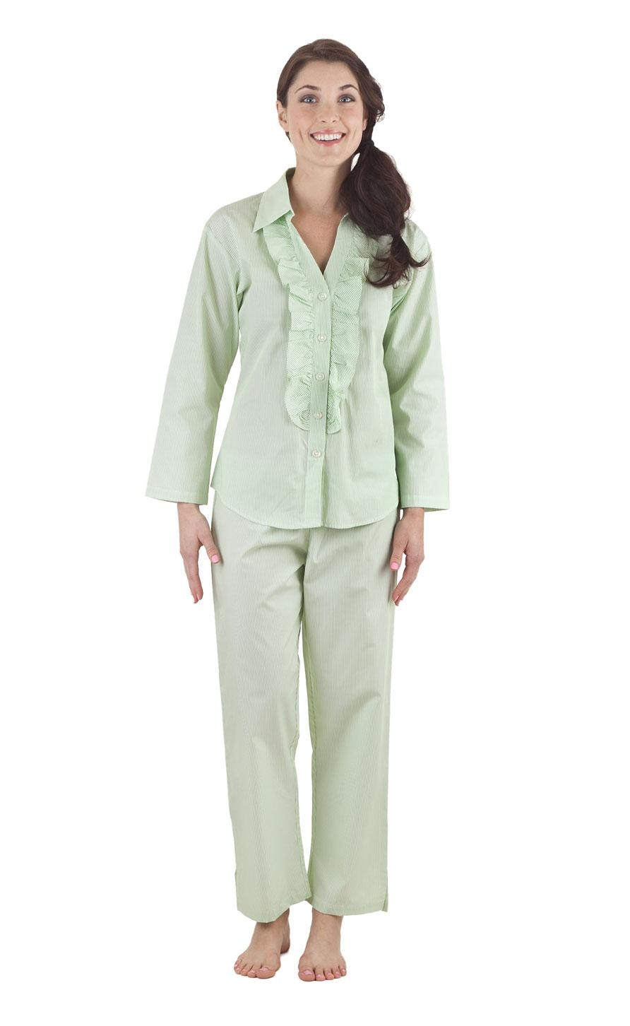 Winter Sleepwear Pajama Shirt For Women – Night Dress 15 ...