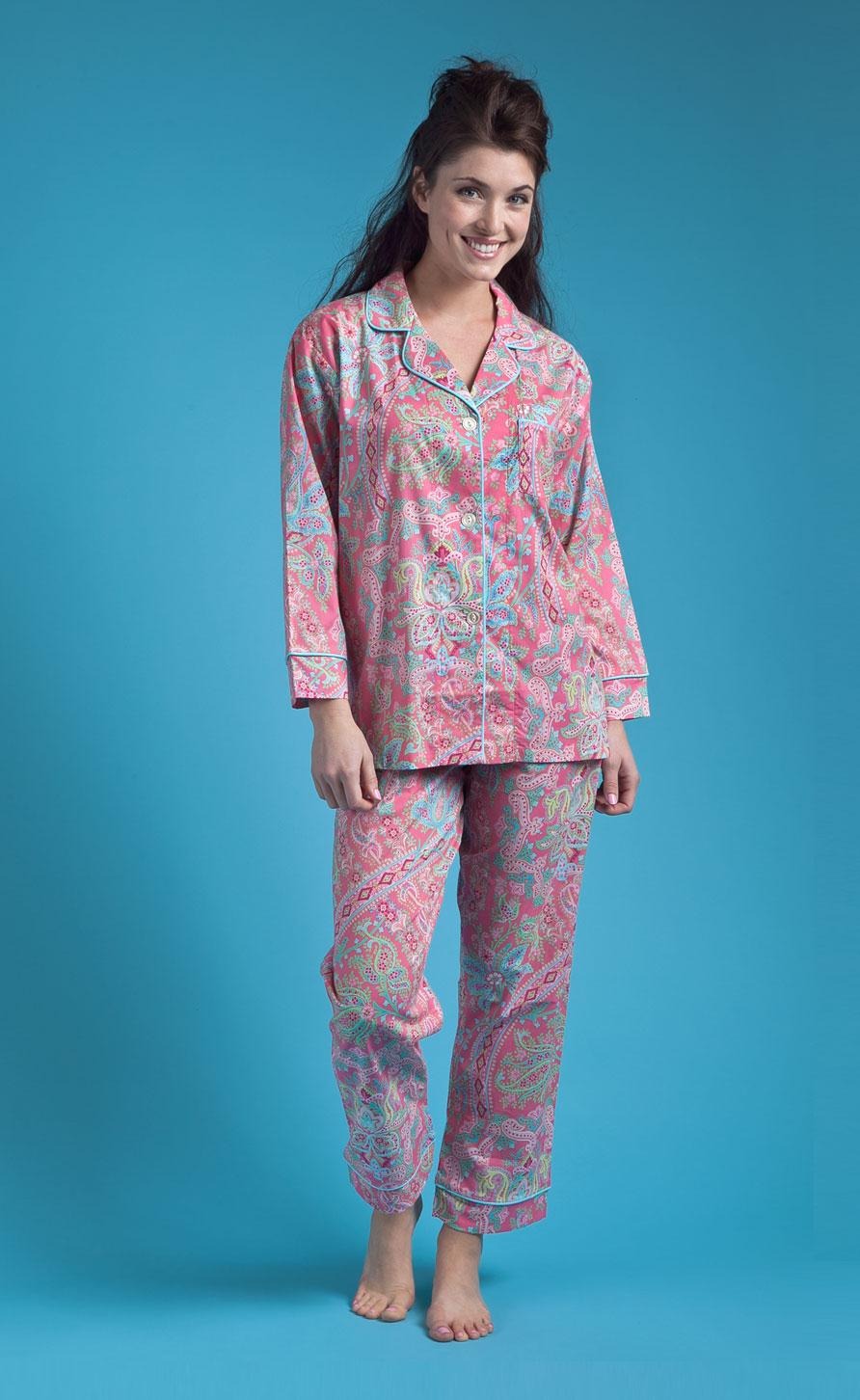 ladies night dress pyjamas - photo #47