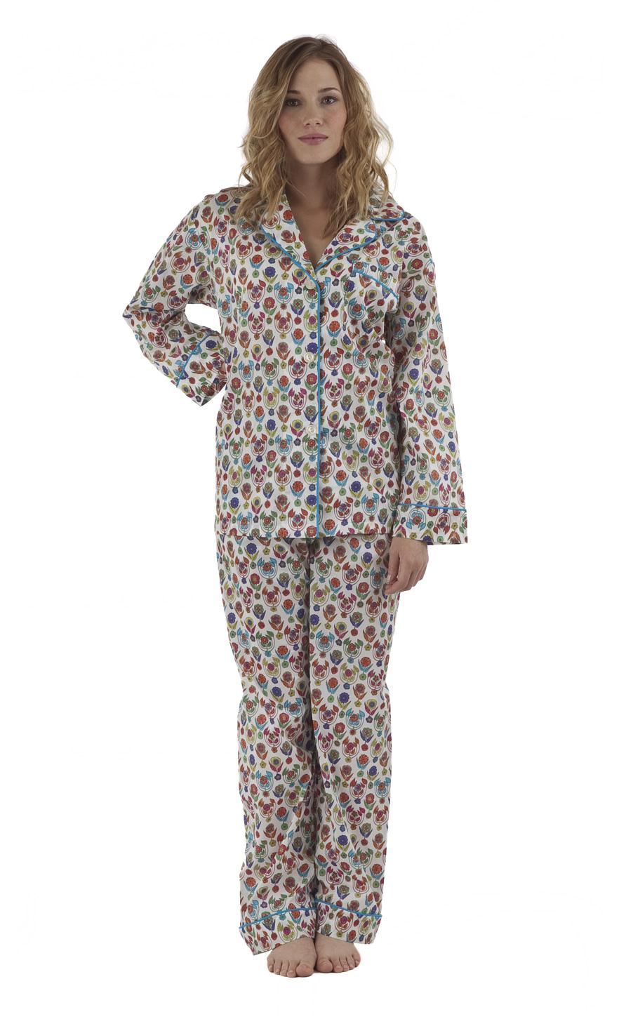 ladies night dress pyjamas - photo #31