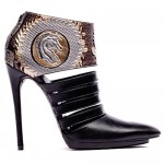 Ankle Cuff High Heel Pumps  6