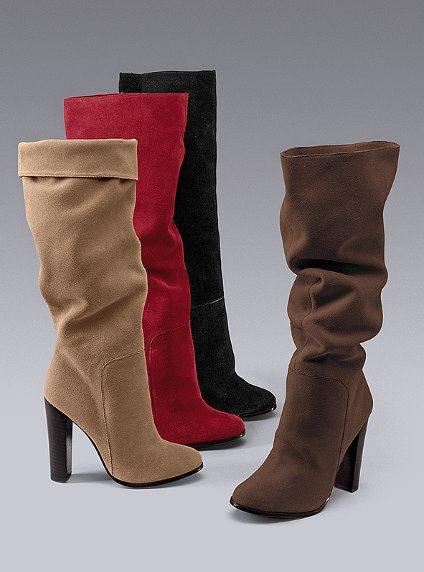 Victoria Secret The Warm Boots Of Winter 5 | She12 Girls ...
