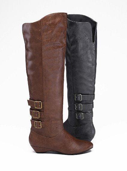 Victoria Secret The Warm Boots Of Winter 7 | She12 Girls ...