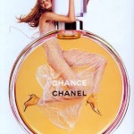 Anne Vyalitsyna Shoots For Chanel Chance Fragrance Campaign 2012