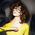 Freja Beha for Tom Ford Eyewear