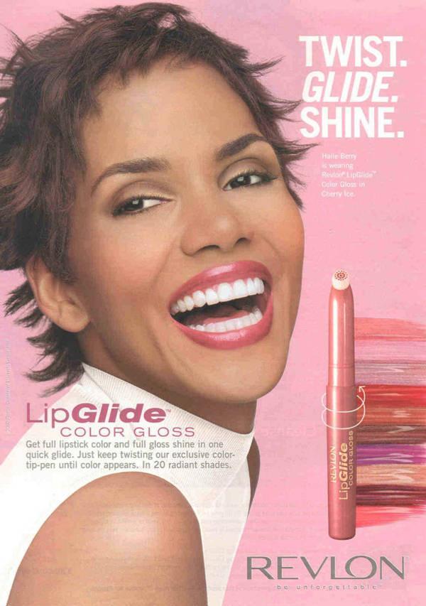 Halle Berry Revlon Lipgloss She12 Girls Beauty Salon