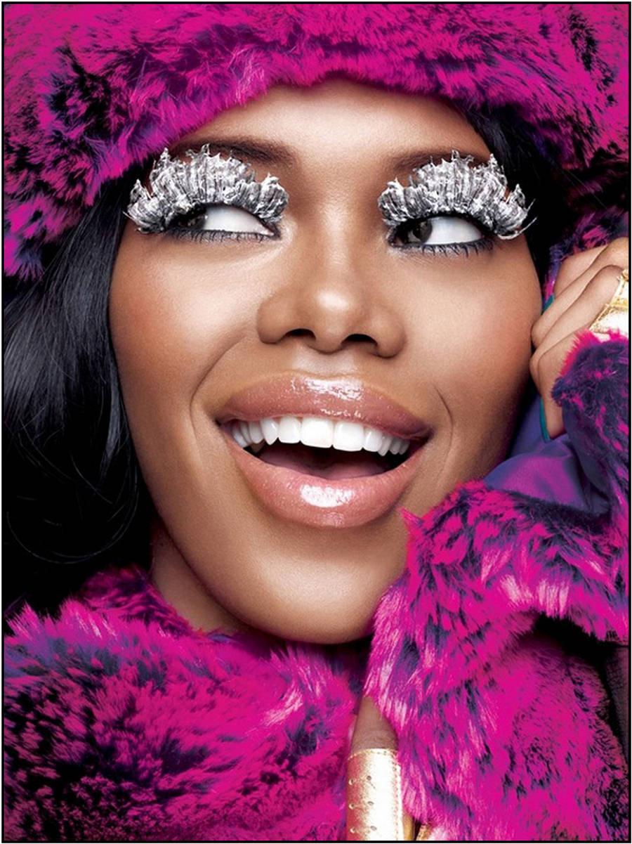 Maybelline New York Beauty Calendar 2012 10 She12 Girls