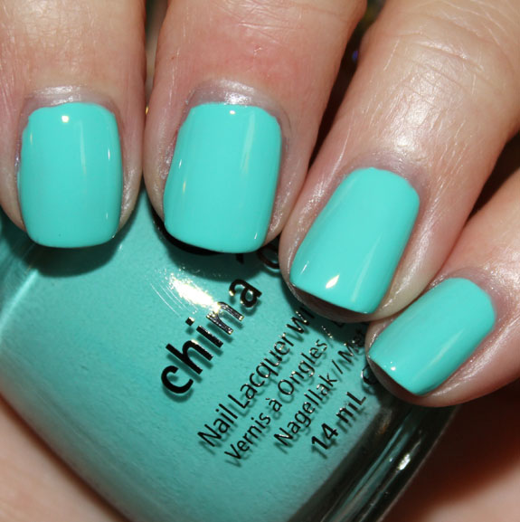 China Glaze Electropop Colorful Nail Polish Collection 2012 | She12 ...