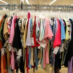 Clothing exchange stores
