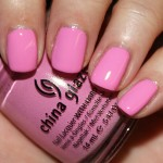China Glaze Electropop Colorful Nail Polish Collection 2012