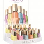 Mavala Switzerland Delicious Colors Nail Polish Spring 2012 2