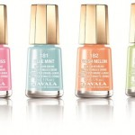Mavala Switzerland Delicious Colors Nail Polish Spring 2012 3