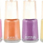 Mavala Switzerland Delicious Colors Nail Polish Spring 2012 5