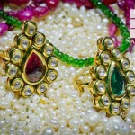 Diamond Pearl And Stone Jewelry By Nauratan Silver