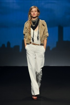 Diesel Female Spring Summer 2012 Pant Dress Collection