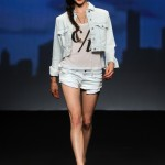 Diesel Female jeanz jacket  2012 Collection