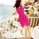 Macy Light Summer Clothing Capsule Collection By  Alberta Ferretti