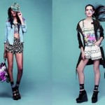 TOPSHOP  High Summer Full Lookbook Collection