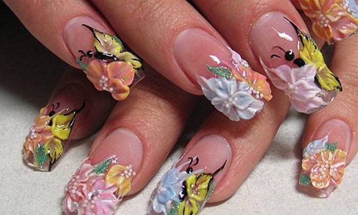 Birthday party 3d beats nail art designs she12 girls beauty salon birthday party 3d beats nail art designs prinsesfo Choice Image