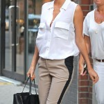 Miranda Kerr With Killer Sunglasses  uber-sexy high heels 10