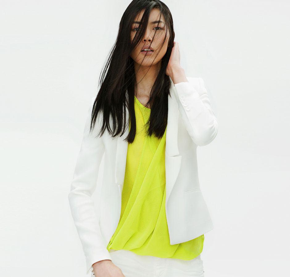 Zara Summer Straight Hairstyle Lookbook 5 She12 Girls Beauty Salon