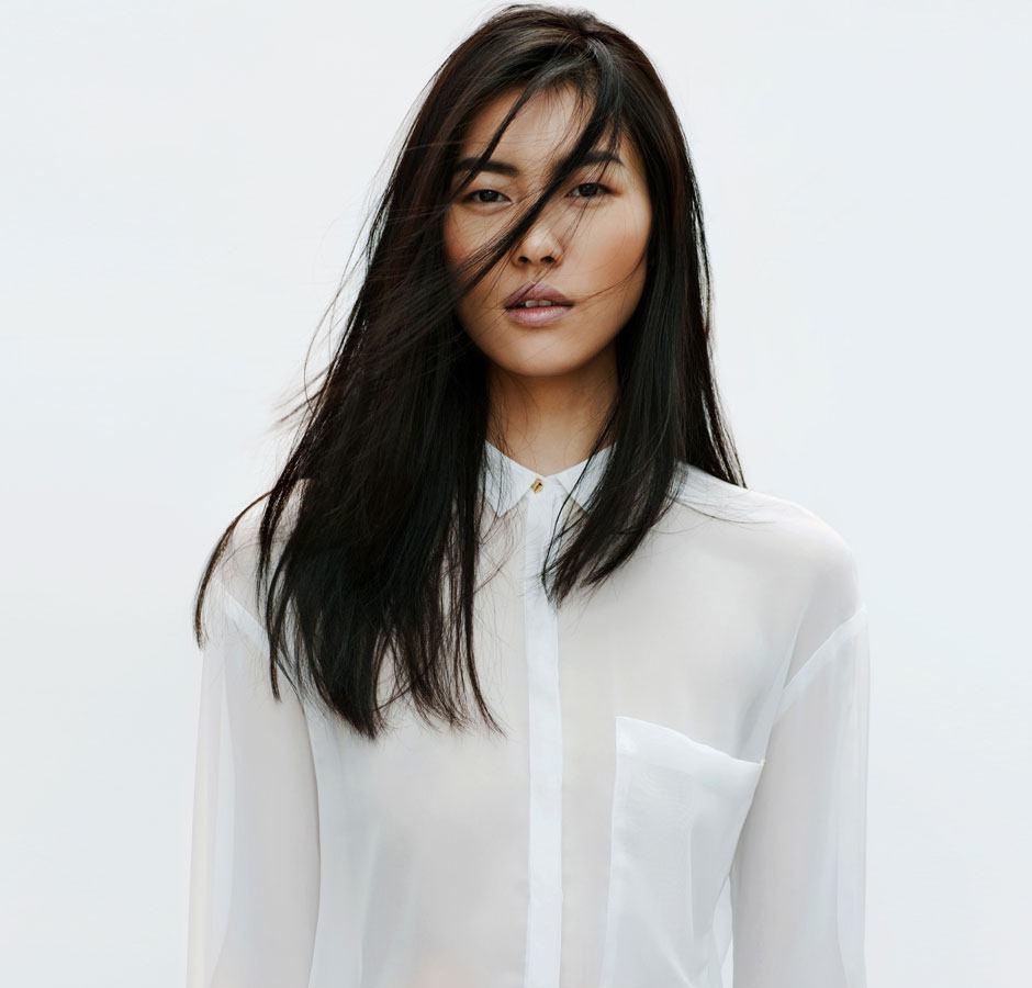 Zara Summer Straight Hairstyle Lookbook 6 She12 Girls Beauty Salon
