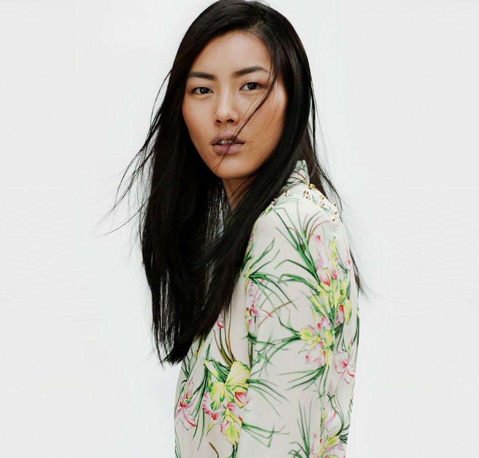 Zara Summer Straight Hairstyle Lookbook 9 She12 Girls Beauty Salon