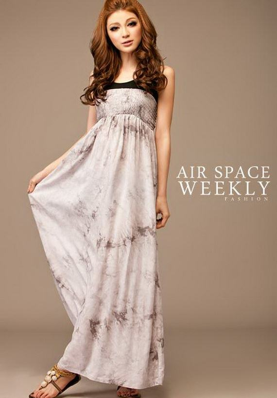 Air Space Weekly Fashion Trend Maxi Dress 5 She12 Girls