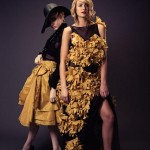 Azhand Shokohi Fall Autumn Winter 2012-2013 Dress Lookbook