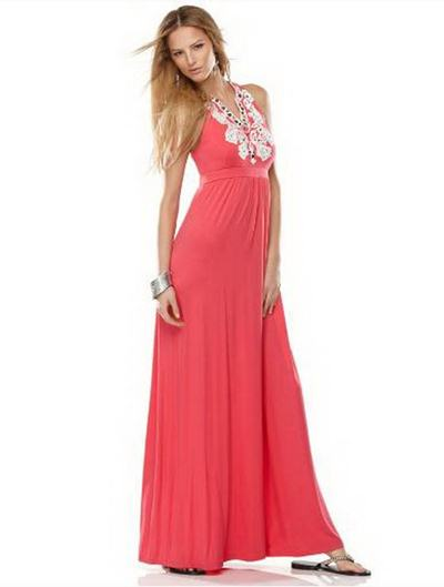 Ankle Maxi Dresses For Celebrities Hollywood Style 11 - She12 ...