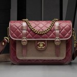 Chanel Pre-Fall LeatherHand and shoulder  Bag Collection 1