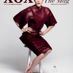 Chloe Sevigny Covers XOXO The Mag September Issue with Modern Style