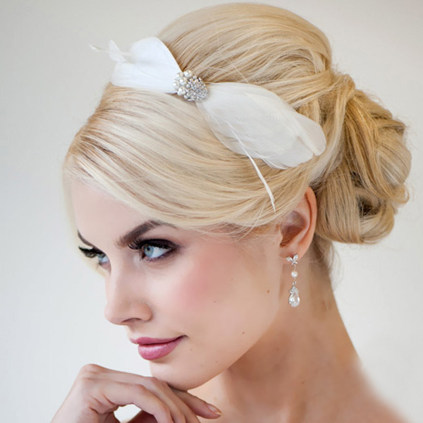 Diy Bridal Hairstyles for Long Hiar with Veil Half Up 2013 For short hair ind