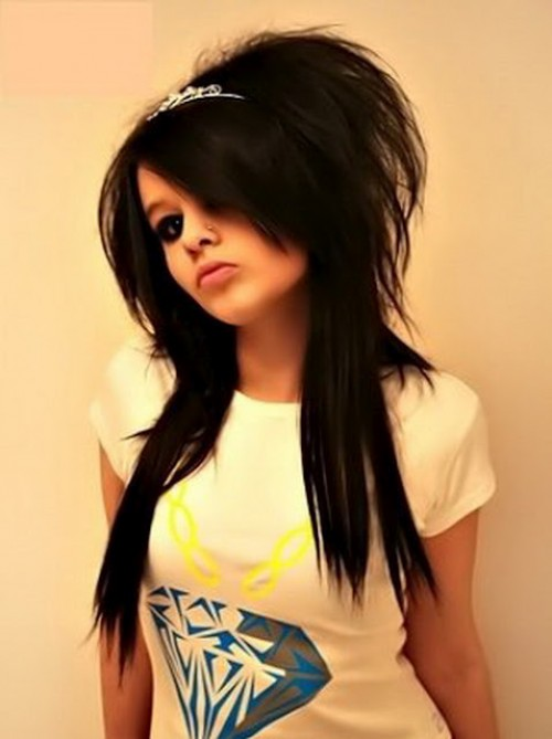 Emo Hairstyles Video She12 Girls Beauty Salon