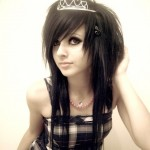 Trendiest Haircuts For Young Girl  Emo Hairstyles