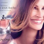 Julia Roberts Fronts Lancome New Fragrance La Vie Est Belle